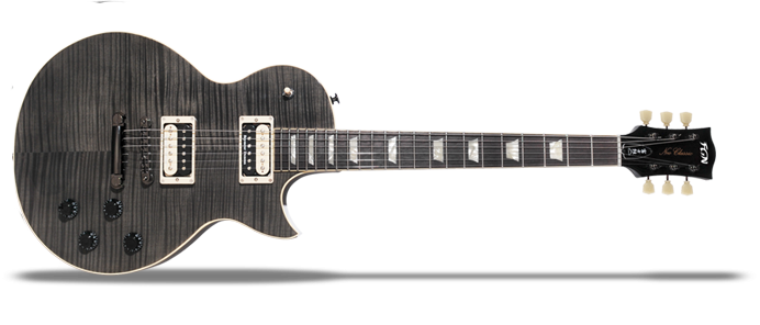 Neo Classic LS 20 Limited OH Flamed Transparent Black