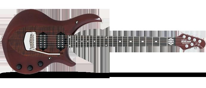 BFR John Petrucci Signature Majesty 6 Claro Walnut Limited