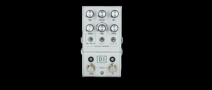 D1 High-Fidelity Stereo Delay
