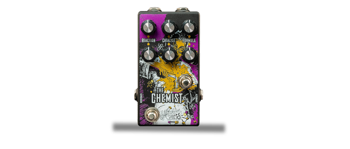 The Chemist v2 Octave Chorus Phaser