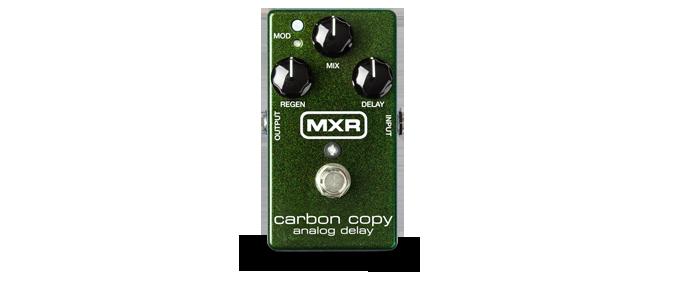 M 169 Carbon Copy Analog Delay