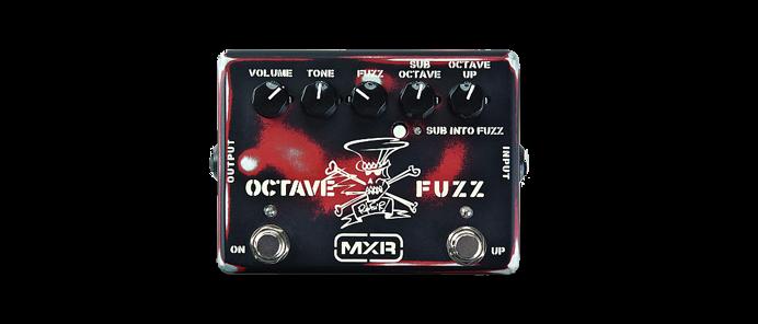 MXR SF01 - Slash Octave Fuzz