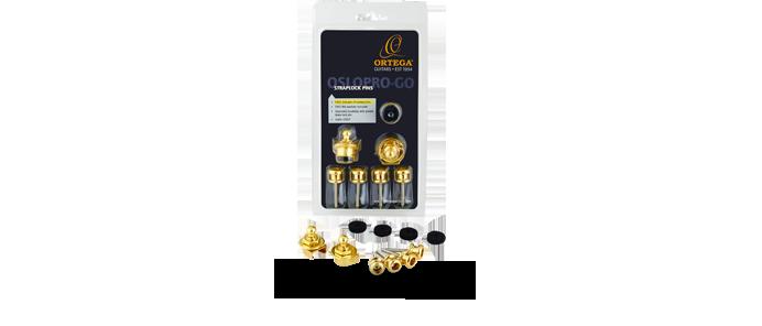 OSLOPRO-GO Straplock Pins Gold