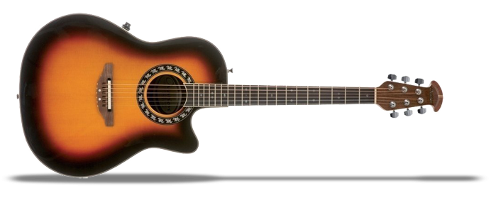 1771VL-1GC Glen Campbell Signature Sunburst