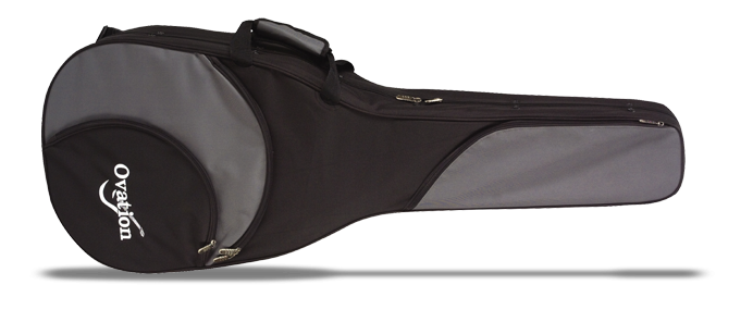 Mid-Depth/ Deep Bowl Softcase Akustik Gitarre
