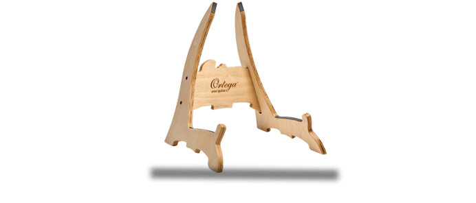 OWGS-2 Wooden Guitar Stand