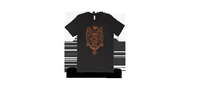 T-Shirt 1962 Strings & Things Vintage Black L PO4806
