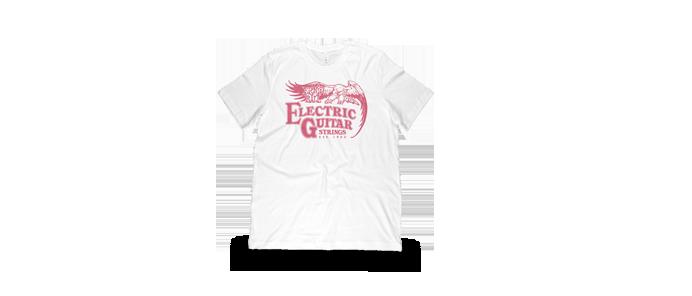 T-Shirt 62 Electric Guitar M PO4870