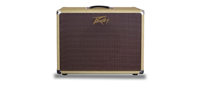 112-C Classic Extension Cabinet Tweed