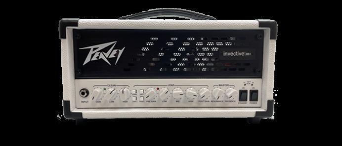 Invective MH Mini Amp Head 20 Watt White Edition