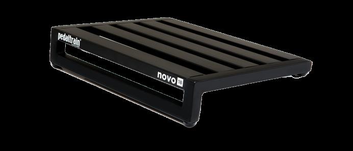 NOVO 18 SC Pedalboard inkl. Soft Case