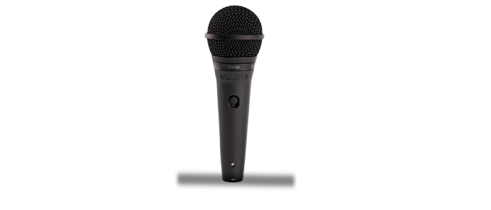 PGA 58-XLR Instrumentenmikrofon