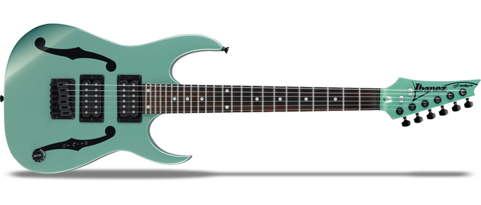PGMM21 MGN Paul Gilbert Mikro Metallic Light Green 2019