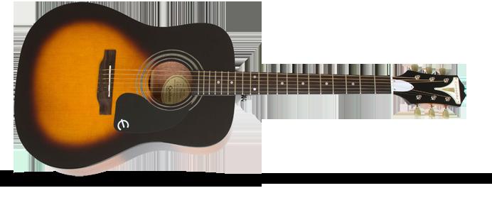 Pro 1 Acoustic Vintage Sunburst