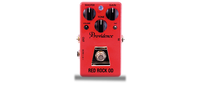 ROD-1 Red Rock Overdrive