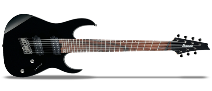RG Standard RGMS7 Black