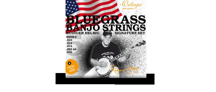 RHSM-5 Banjo 5-String Set