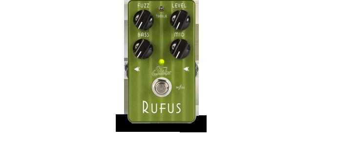 Rufus Fuzz Pedal
