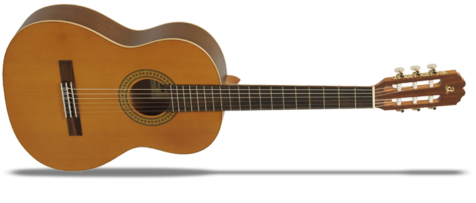 Sevilla 4/4 Konzertgitarre Made in Spain