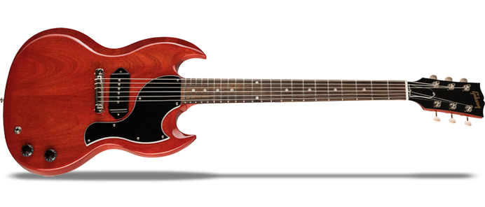 SG Junior Vintage Cherry