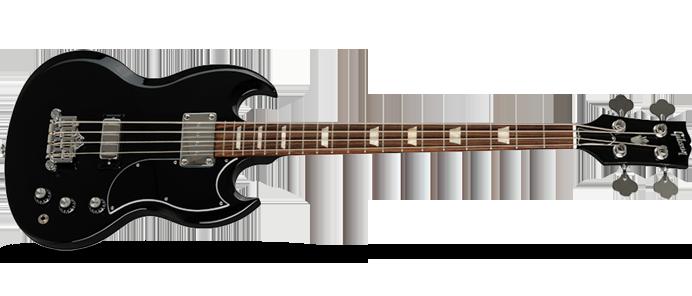 Standard Bass Ebony
