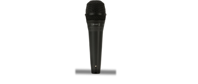 PGA 57-XLR Mikrofon für Instrument / Verstärker