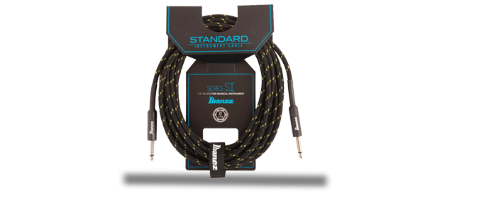 SI10BG Cable 3,05m Gitarrenkabel