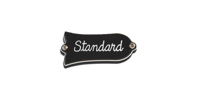 Truss Rod Cover - Les Paul Standard PRTR-030
