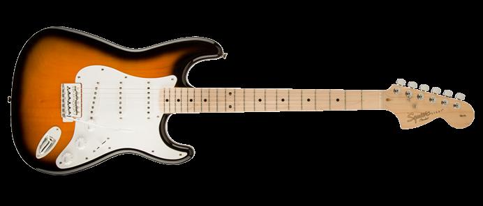 Affinity Series Stratocaster MN 2-Color Sunburst
