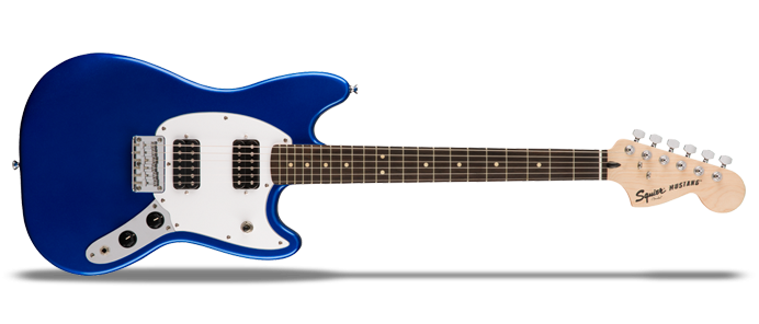 Bullet Mustang HH Imperial Blue