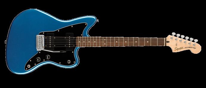 Affinity Series Jazzmaster Lake Placid Blue