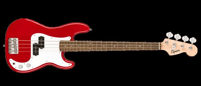 Mini Precision Bass Dakota Red Kinder E-Bass