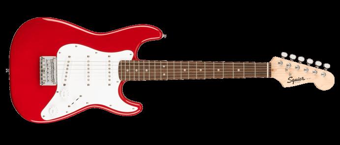 Mini Stratocaster Dakota Red 3/4 Kinder E-Gitarre