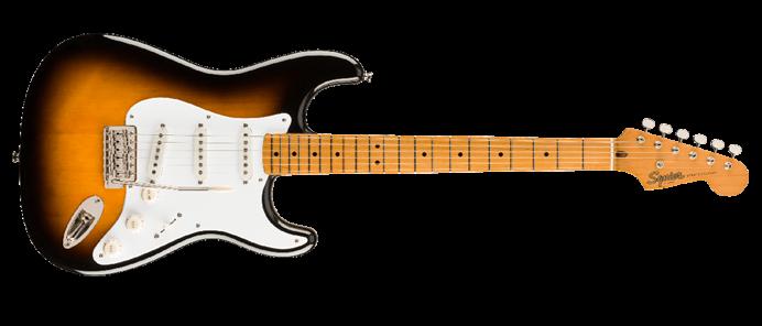 Classic Vibe '50s Stratocaster 2-Color Sunburst