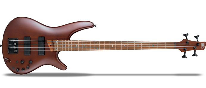 SR Standard SR500E BM Brown Mahogany