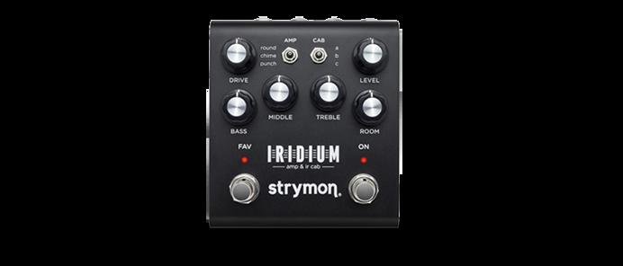 Iridium AMP & IR Cabinet Simulator