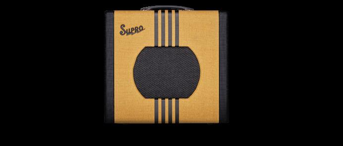 Delta King 10 Tweed Black Combo Röhrenverstärker