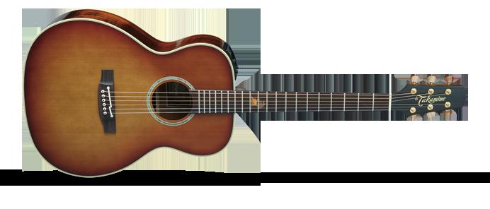 TF77PT Sunset Burst  Legacy Series OM Westerngitarre
