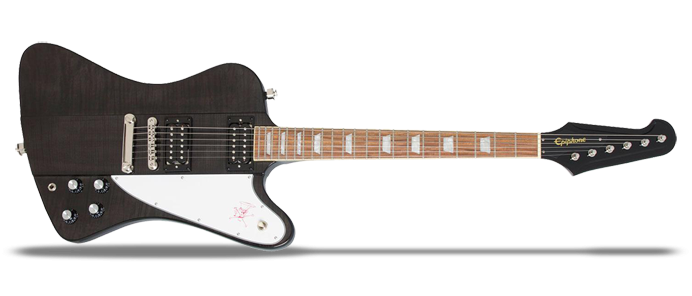 Slash Firebird Limited Trans Black