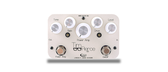 Tim Pierce OD Overdrive