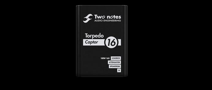 Torpedo Captor 16 Ohm
