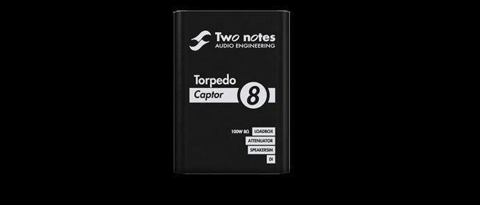 Torpedo Captor 8 Ohm