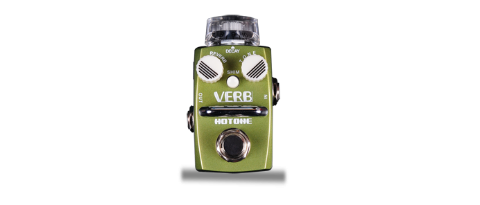 Verb Stompbox