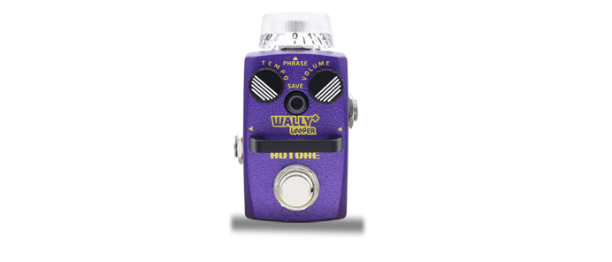 Wally Plus Looper Stompbox