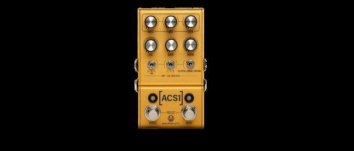 ACS1 Amp/Cab Simulator