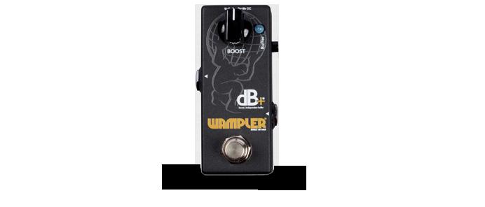 dB+ Booster / Independent Buffer
