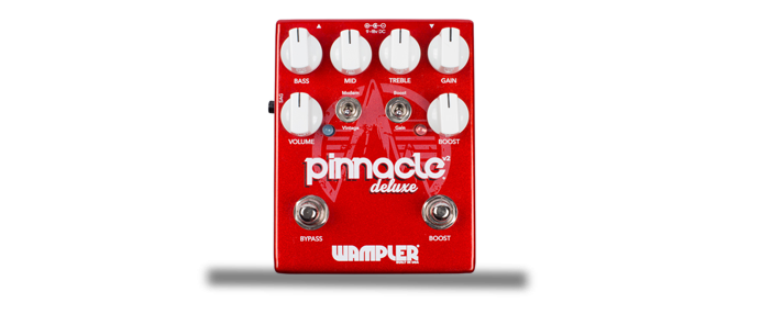 Pinnacle Deluxe V2 Distortion