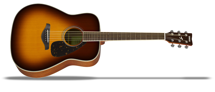 FG820BS Brown Sunburst
