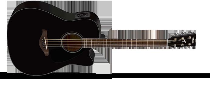 FGX800C Black