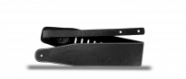 Beavers Tail Cayman Black 1049 Bassgurt